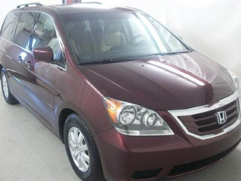 2010 honda odyssey ex for sale ellendale mn 6 6 cylinder maroon id. Black Bedroom Furniture Sets. Home Design Ideas