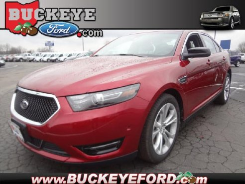 2013 Ford Taurus Sho For Sale London Oh 35 6 Cylinderred Www
