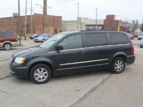 2011 Chrysler Town Amp Country Touring For Sale Logansport