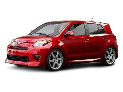 2008 scion xd for sale el reno ok 1 8l 4 cylinder wht for Diffee motors el reno