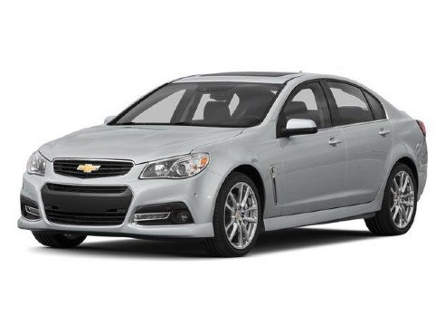 2014 Chevrolet SS Sedan 4dr Sdn Phantom Black Metallic, Alexandria, IN