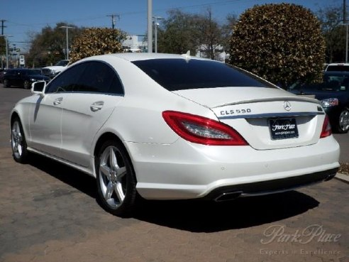 2014 mercedes benz cls550 cls550 75991 for sale dallas for Mercedes benz cls550 2014