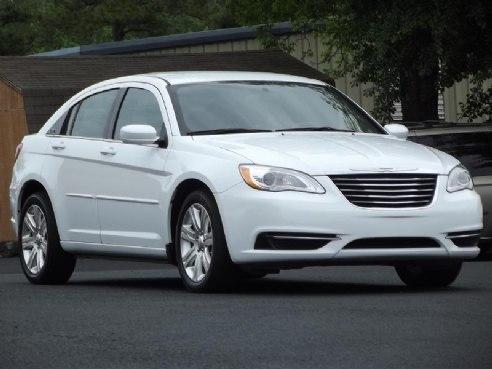 2012 Chrysler 200 Lx For Sale Cairo Ga 2 4l I 4 Cyl