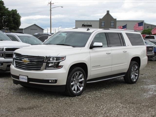 2015 Chevrolet Suburban Ltz For Sale Pella Ia 5 3l 8