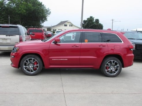 2014 Jeep Grand Cherokee Srt8 For Sale Pella Ia 6 4 L 8