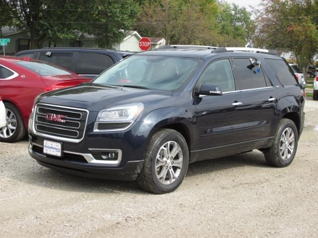 2015 Gmc Acadia Slt For Sale Pella Ia 3 6l 6 Cylinder