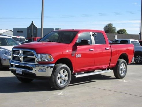 2015 Ram 2500 Big Horn For Sale Pella Ia 5 7 L 8
