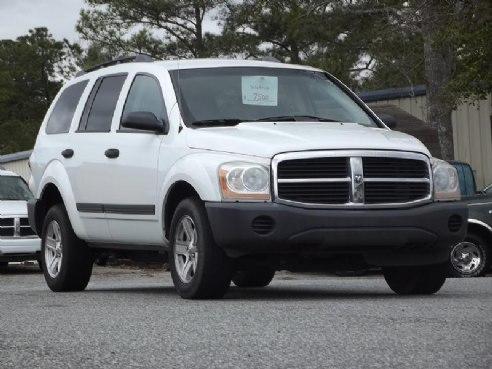2006 Dodge Durango Sxt For Sale Cairo Ga 4 7l V 8 Cyl