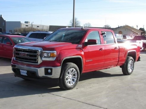 2015 Gmc Sierra 1500 Sle For Sale Pella Ia 5 3l 8
