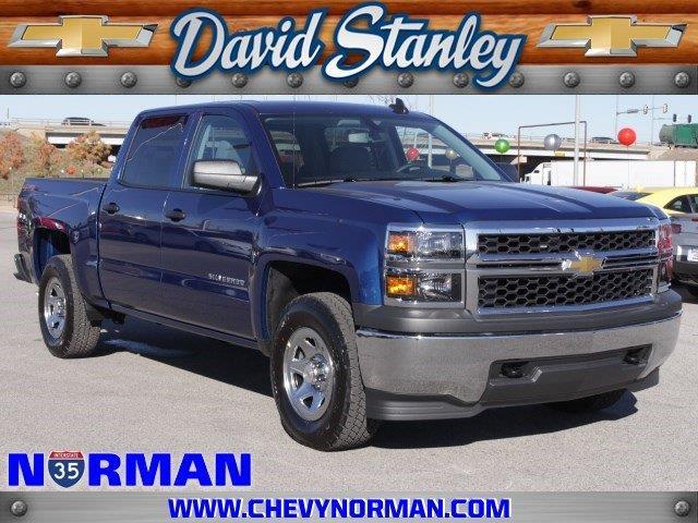2015 chevrolet silverado 1500 work truck for sale norman ok 5 3l 8 cylinder deep ocean blue. Black Bedroom Furniture Sets. Home Design Ideas