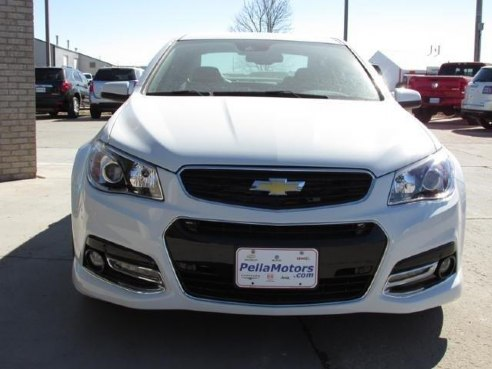 2015 Chevrolet Ss Sedan For Sale Pella Ia 6 2l 8