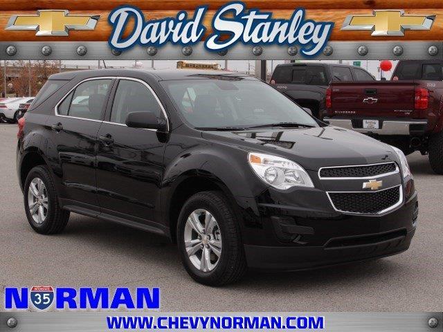 2015 Chevrolet Equinox Ls For Sale Norman Ok 2 4 4