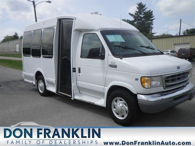 Don Franklin Somerset Ky >> 1999 Ford Econoline RV Cutaway for sale, Somerset KY, 5.4L ...