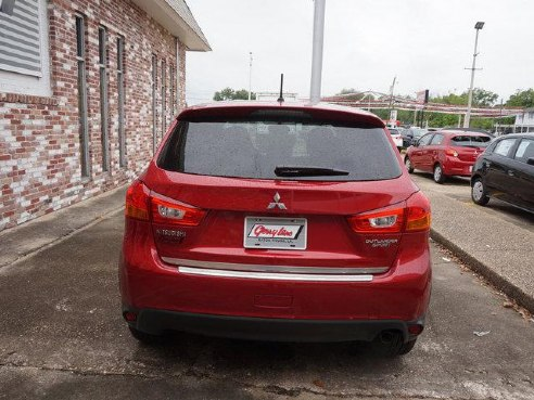 2015 mitsubishi outlander sport sport es 2wd rally red metallic baton rouge la