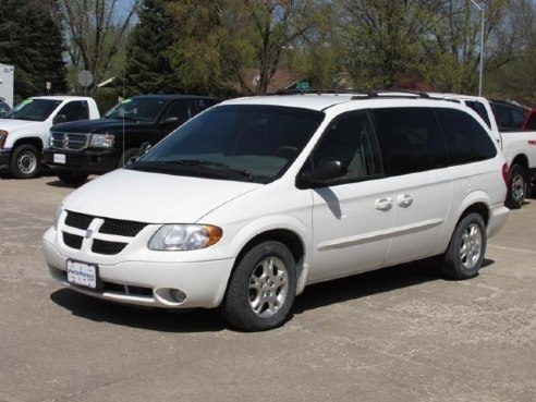 2003 Dodge Grand Caravan Sport For Sale Pella Ia 3 8l 6