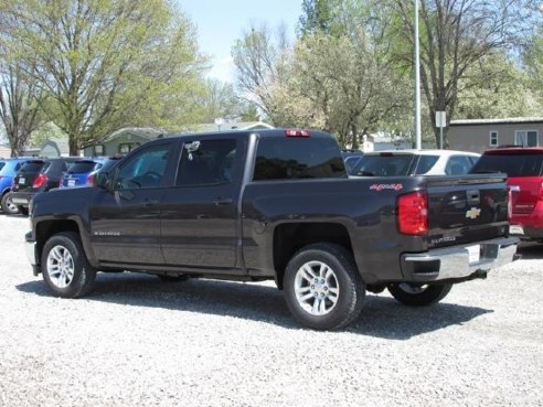 2015 Chevrolet Silverado 1500 Lt For Sale Pella Ia 5 3l