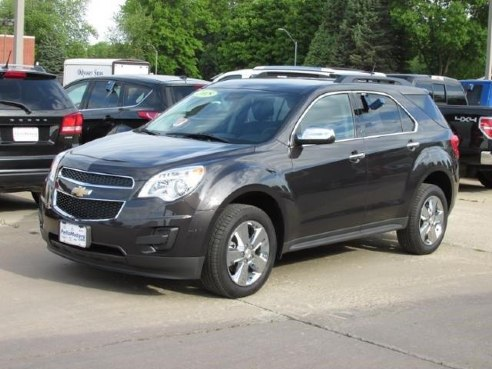 2015 Chevrolet Equinox Lt For Sale Pella Ia 2 4 4