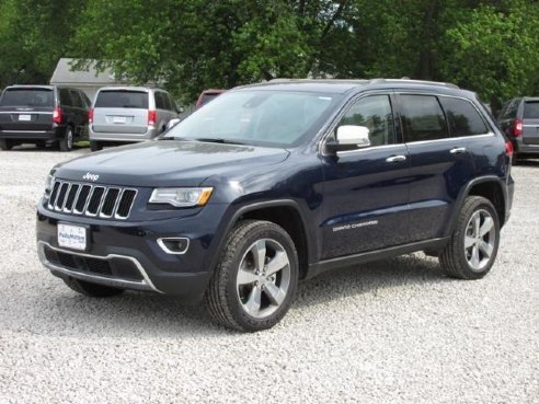 2015 jeep grand cherokee limited for sale pella ia 3 6 l 6 cylinder true blue pearlcoat www. Black Bedroom Furniture Sets. Home Design Ideas