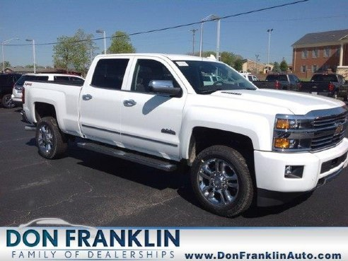 2015 chevrolet silverado 2500hd built after aug 14 high country for sale somerset ky duramax 6. Black Bedroom Furniture Sets. Home Design Ideas