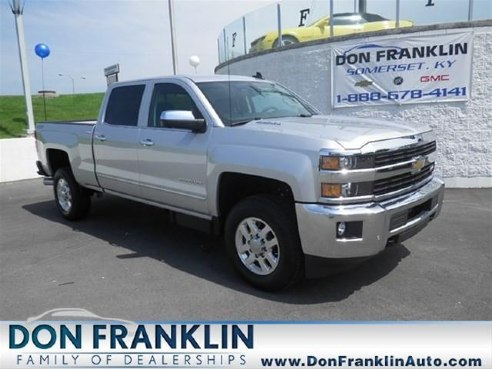 2015 chevrolet silverado 2500hd ltz for sale somerset ky duramax 6 6l turbo diesel v8 b20. Black Bedroom Furniture Sets. Home Design Ideas
