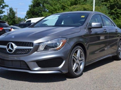 2015 mercedes benz cla class cla250 for sale greenland nh for Mercedes benz mountain view
