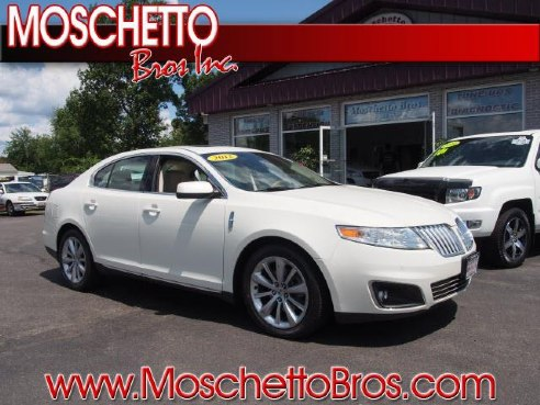 2012 lincoln mks base white methuen ma. Black Bedroom Furniture Sets. Home Design Ideas