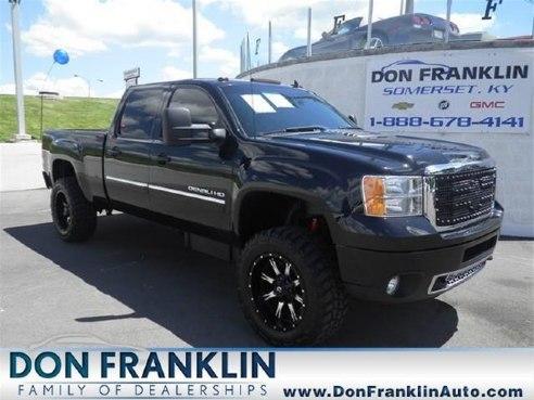 Don Franklin Somerset Ky >> 2012 GMC Sierra 2500HD Denali for sale, Somerset KY ...