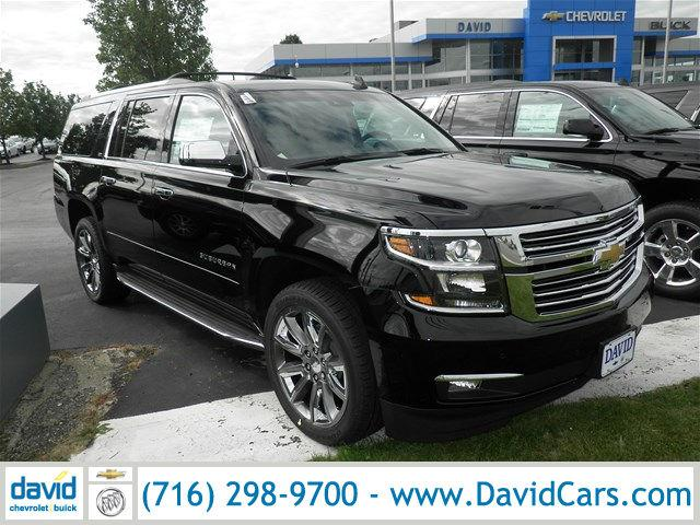 2016 Chevrolet Suburban LTZ for sale, Niagara Falls NY, 5 ...