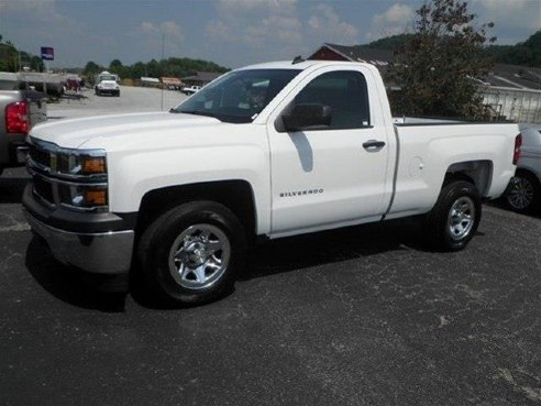 2014 chevrolet silverado 1500 work truck w 2wt for sale somerset ky cylinder white www. Black Bedroom Furniture Sets. Home Design Ideas