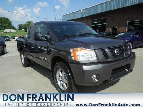 2011 nissan titan s for sale somerset ky 5 6l 8 cyl. Black Bedroom Furniture Sets. Home Design Ideas