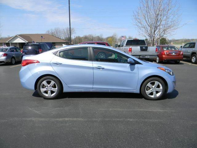 2012 Hyundai Elantra Gls 4dr Sedan 6a For Sale Appleton