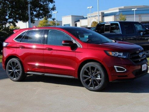 2015 Ford Edge Sport For Sale Weatherford Tx 2 7 L 6