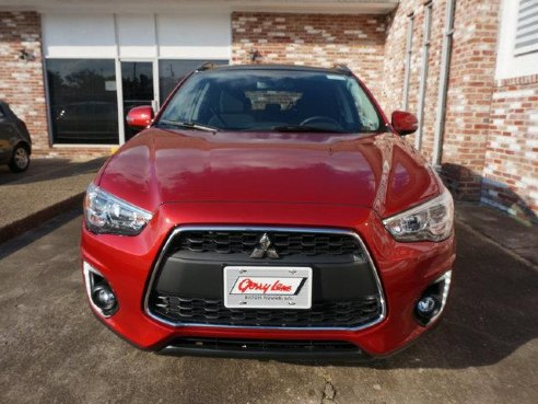 2015 mitsubishi outlander sport 24 gt fwd rally red metallic baton rouge la