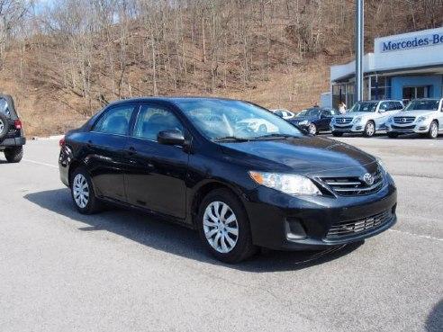 2013 Toyota Corolla Le For Sale Morgantown Wv 1 8l Dohc