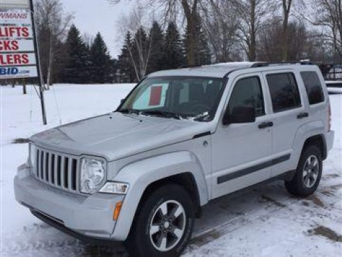 2008 Jeep Liberty For Sale >> 2008 Jeep Liberty 11 900