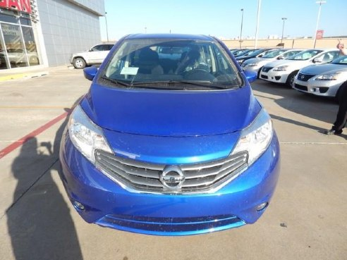 2016 nissan versa note sv appearance pkg for sale oklahoma city ok 1 6l dohc 16 valve 4 cyl. Black Bedroom Furniture Sets. Home Design Ideas