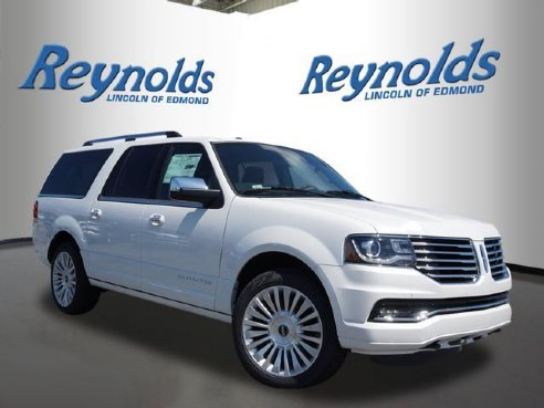 2016 lincoln navigator l select for sale oklahoma city ok. Black Bedroom Furniture Sets. Home Design Ideas