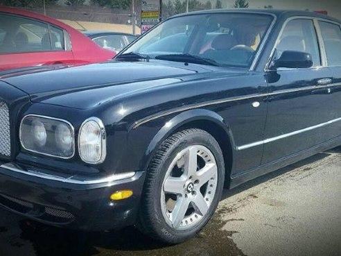 2002 Bentley Arnage Red Label 4dr Turbo Sedan For Sale Salem Nh