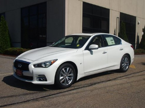 2015 infiniti q50 premium for sale nashua nh 3 7 cylinder white id. Black Bedroom Furniture Sets. Home Design Ideas