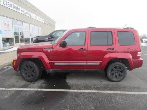 2012 jeep liberty limited 4x4 4dr suv for sale logan ut v6 3 7l v6 cylinder red www. Black Bedroom Furniture Sets. Home Design Ideas
