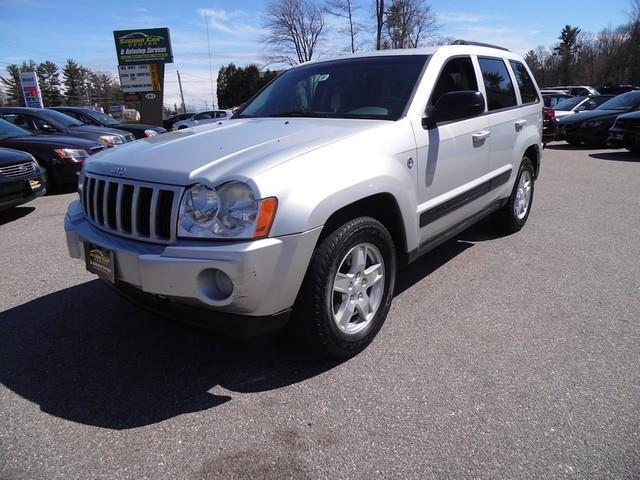 2006 Jeep Grand Cherokee Laredo Bright Silver Metallic, Derry, NH