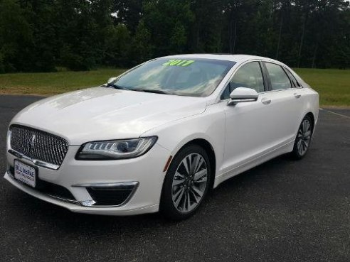 2017 lincoln mkz select 4dr sedan for sale jacksonville tx i4 2 0l i4 cylinder white platinum. Black Bedroom Furniture Sets. Home Design Ideas
