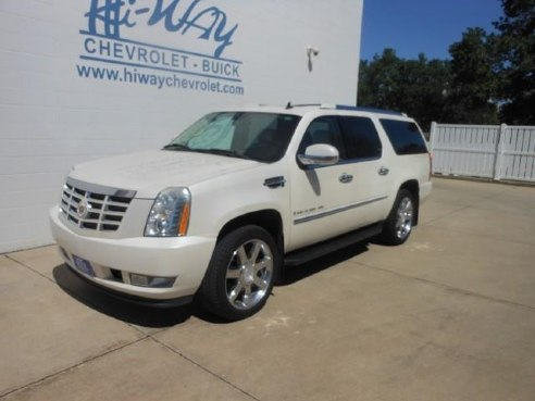 2007 cadillac escalade esv esv for sale rock valley ia 6 2l 8 cyl gas cylinder diamond white. Black Bedroom Furniture Sets. Home Design Ideas