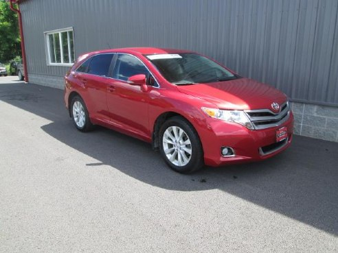 2013 toyota venza le for sale oneonta ny 2 7l l4 gas 4 cylinder red. Black Bedroom Furniture Sets. Home Design Ideas