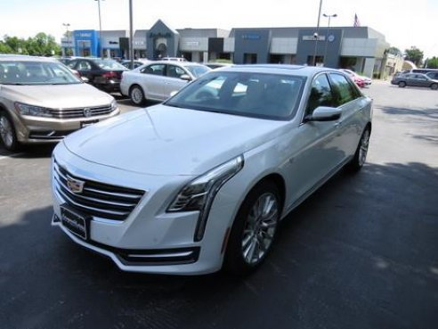 2016 cadillac ct6 for sale frederick md cylinder crystal white id. Black Bedroom Furniture Sets. Home Design Ideas