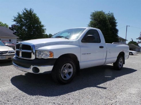 2003 Dodge Ram 1500 St For Sale Casey Il 5 9 Liter 8
