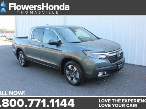 2017 honda ridgeline rtl for sale thomasville ga 3 5l v6 sohc i vtec 24v 6 cylinder green. Black Bedroom Furniture Sets. Home Design Ideas