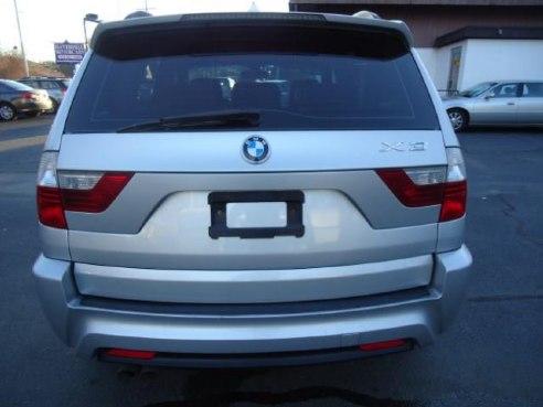 2007 BMW X3 3.0si for sale, Haverhill MA, 6 6 Cylinder,Titanium ...