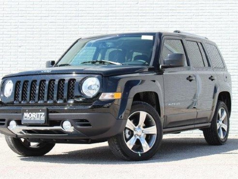 2017 jeep patriot high altitude for sale fort worth tx 2 0 l 4 cylinder black clearcoat www. Black Bedroom Furniture Sets. Home Design Ideas