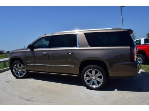2016 gmc yukon xl denali for sale cleburne tx 6 2 8 cylinder brown. Black Bedroom Furniture Sets. Home Design Ideas